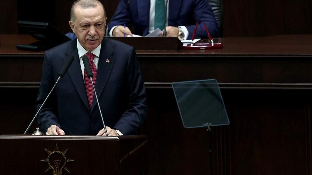 Erdoğan'ın konuşması sonrası ''erken seçim hayırlı olsun'' dedi