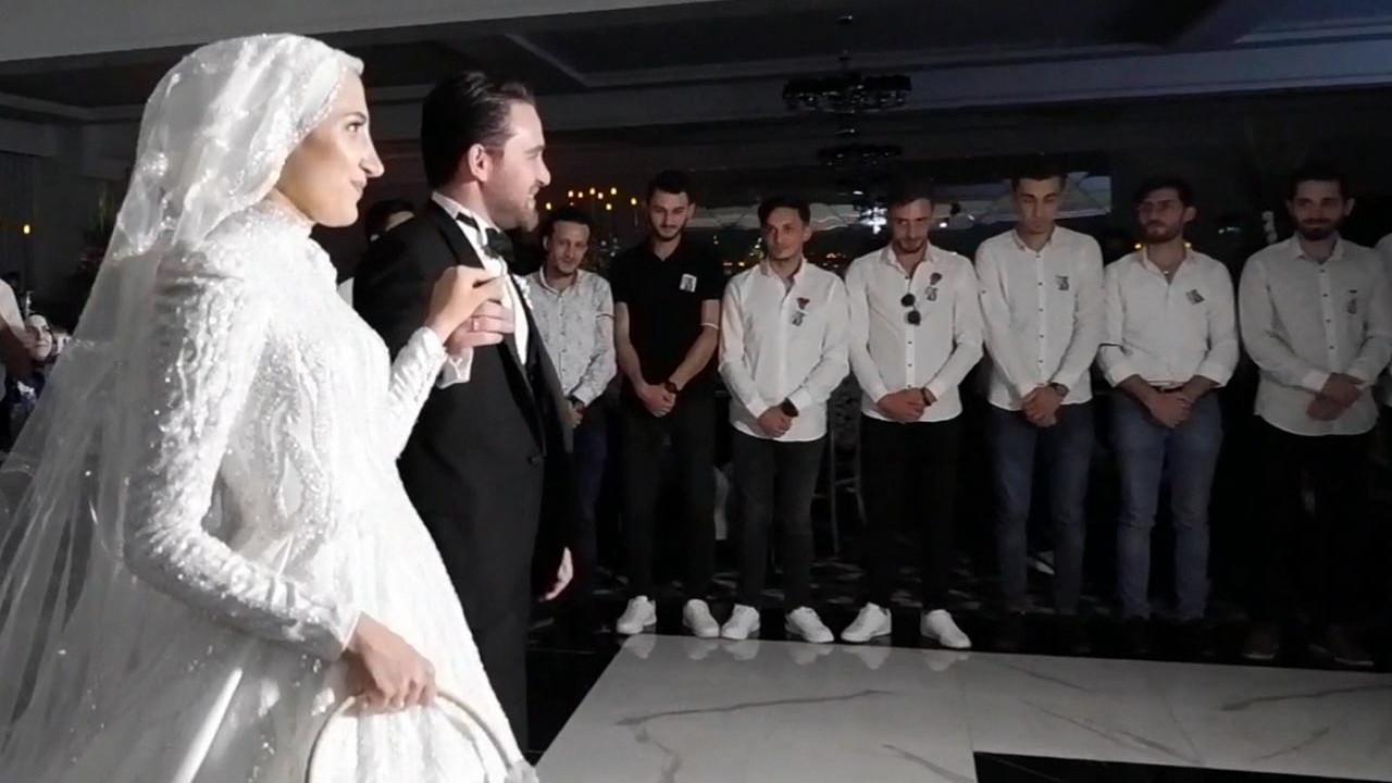 Damadın başına gelmeyen kalmadı! Düğünü cenazeye çevirdiler!