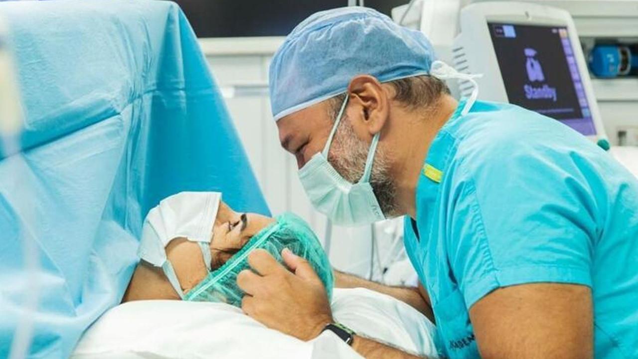 Ali Sunal ikinci kez baba oldu