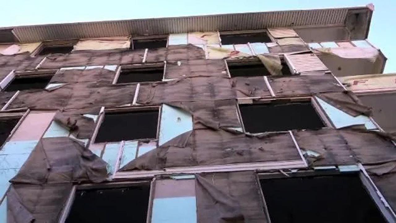 İstanbul'da akılalmaz hırsızlık! Binanın ''dışını'' çaldılar - Resim: 1