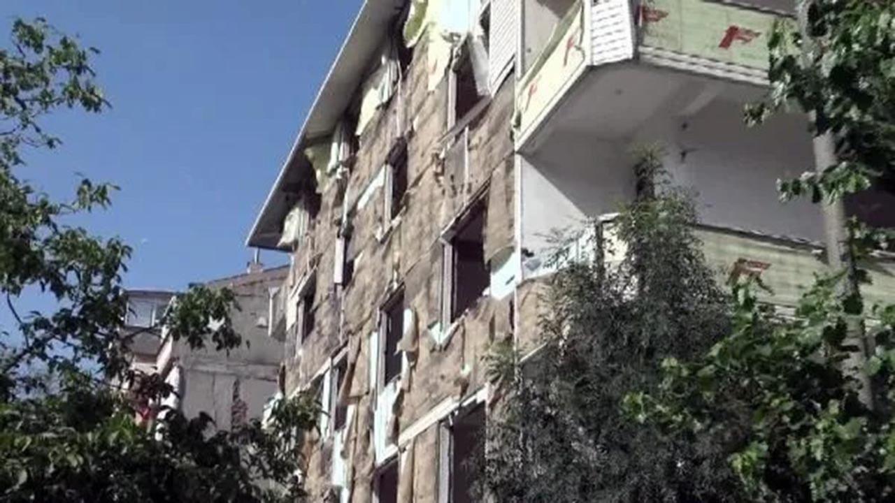 İstanbul'da akılalmaz hırsızlık! Binanın ''dışını'' çaldılar