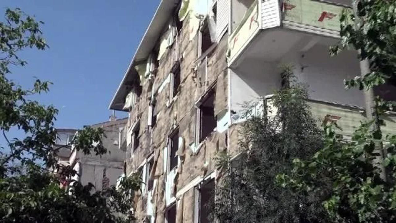 İstanbul'da akılalmaz hırsızlık! Binanın ''dışını'' çaldılar - Resim: 3