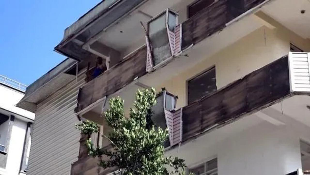 İstanbul'da akılalmaz hırsızlık! Binanın ''dışını'' çaldılar - Resim: 4