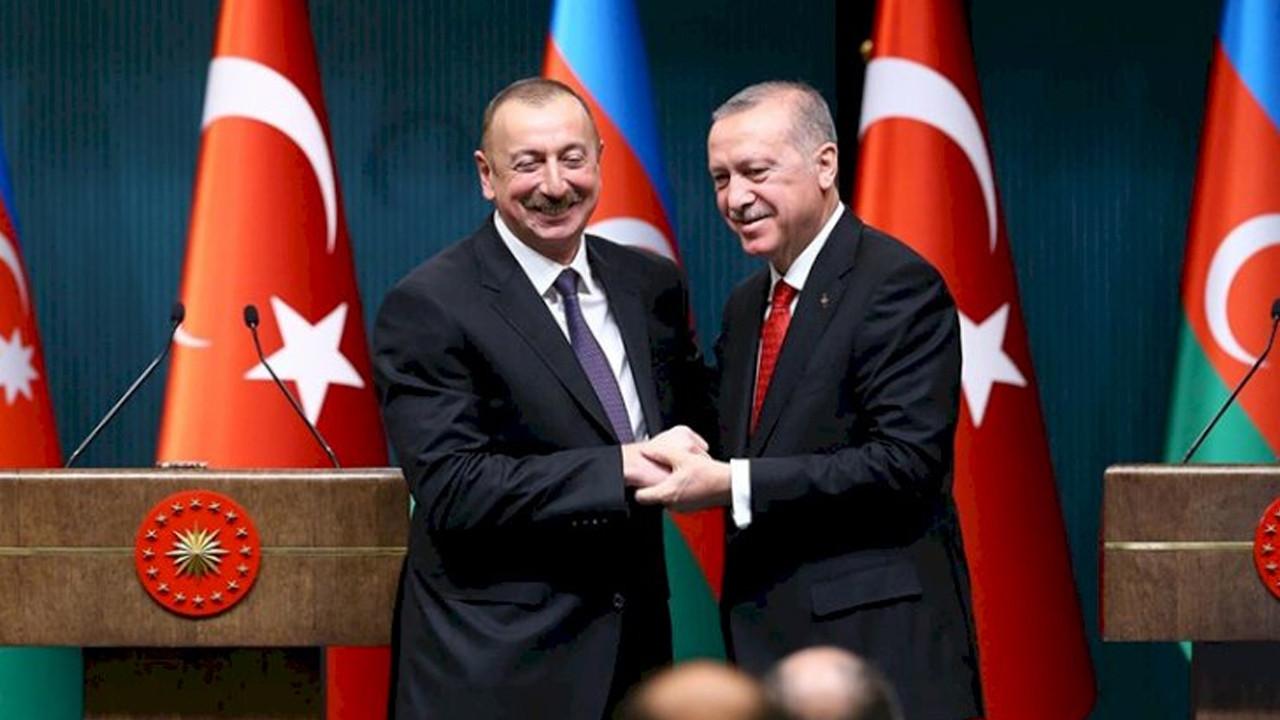 Aliyev'den Erdoğan'a telefon