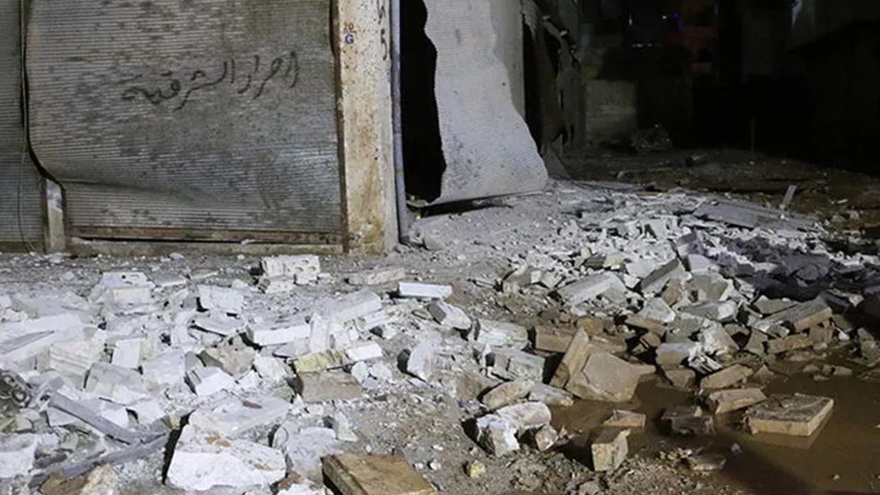 Afrin'de terör saldırısı: 2 ölü, 10 yaralı