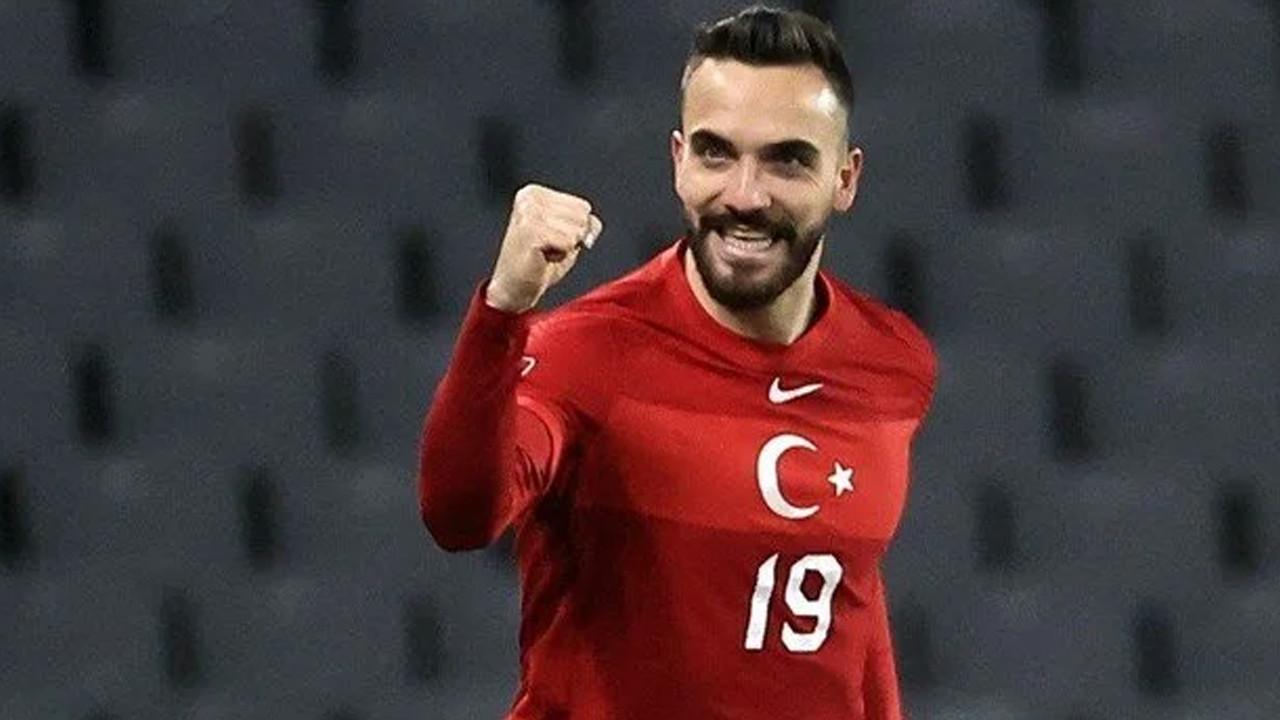 Beşiktaş milli futbolcuyu resmen açıkladı