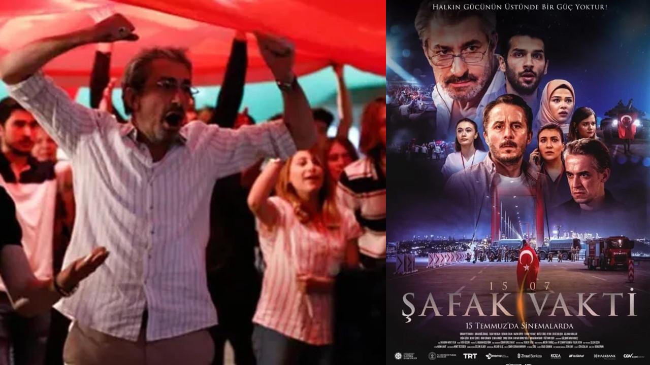 15 Temmuz filmi vizyonda: Erkan Petekkaya'dan olay itiraf