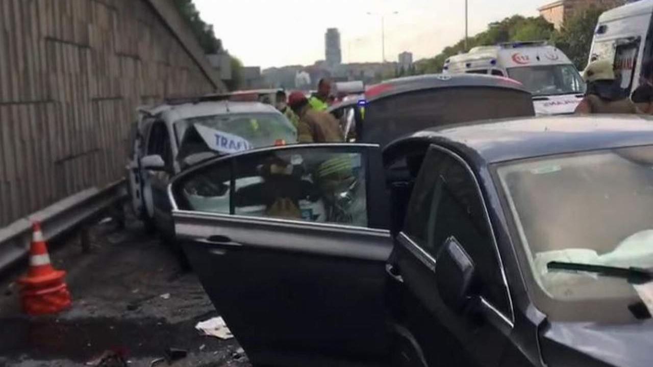 İstanbul'da korkunç kaza! Çok sayıda yaralı var