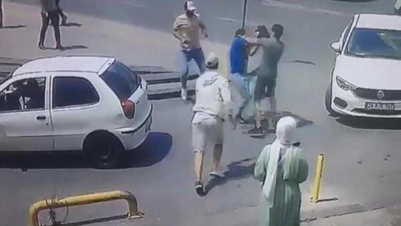 Burası İstanbul'un göbeği... Yabancı uyruklu gaspçılar dehşet saçtı
