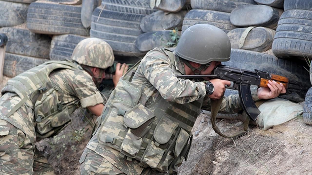 PKK'ya ağır darbe: 16 terörist etkisiz hale getirildi