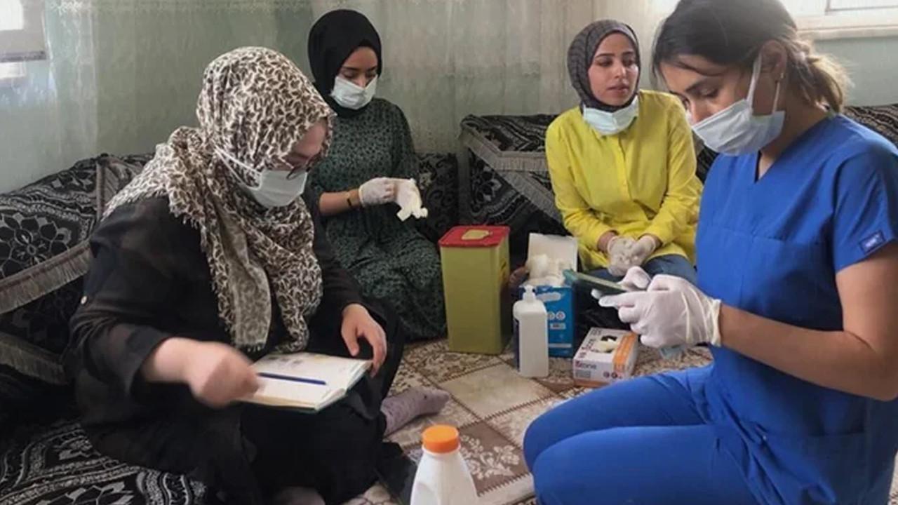 Siirt'te aşının kısırlık yaptığı inanışına karşı çalışma başlatıldı