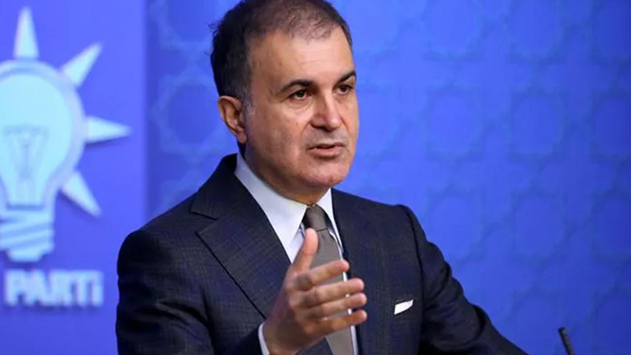 AK Parti Sözcüsü Çelik'ten CHP'ye tepki