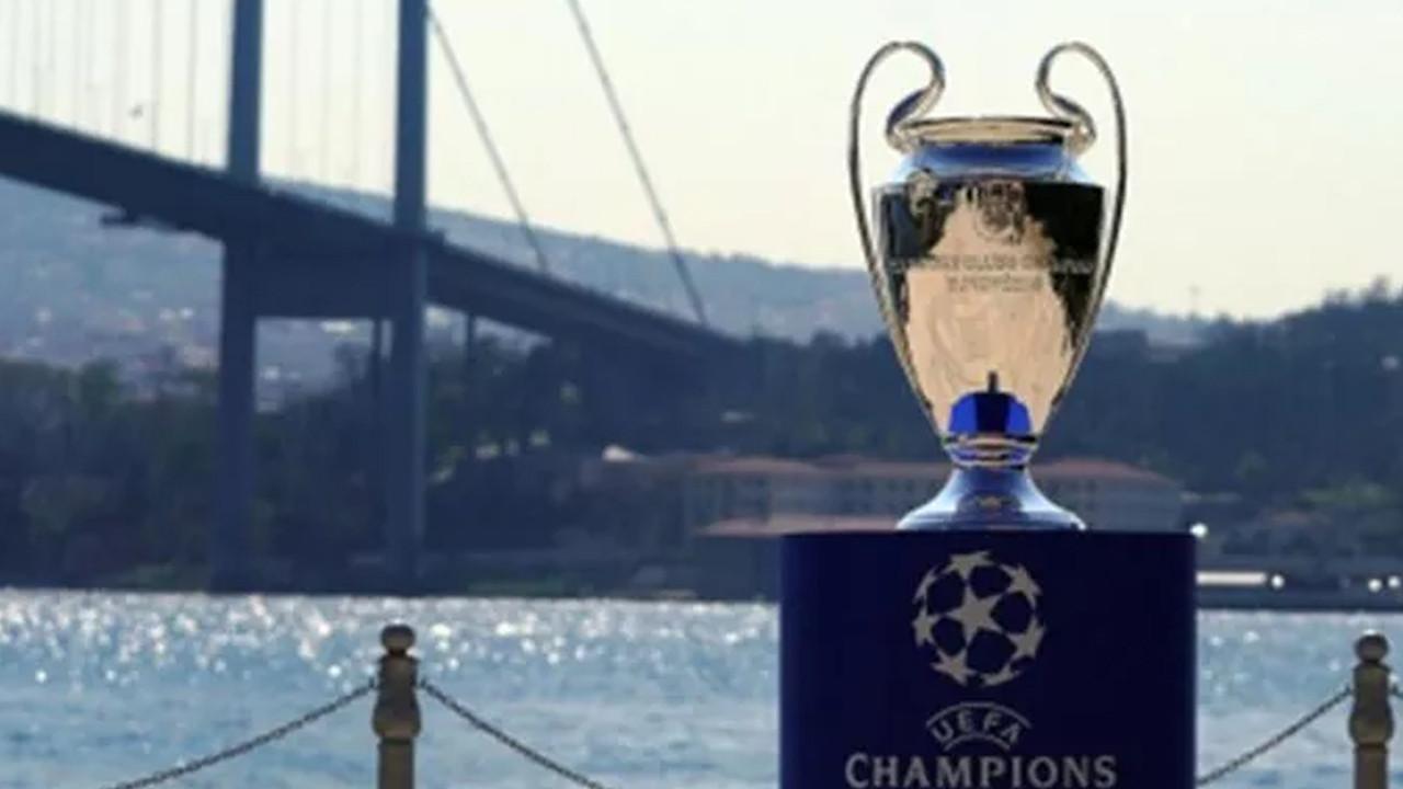 UEFA resmen açıkladı: Şampiyonlar ligi finali İstanbul'da
