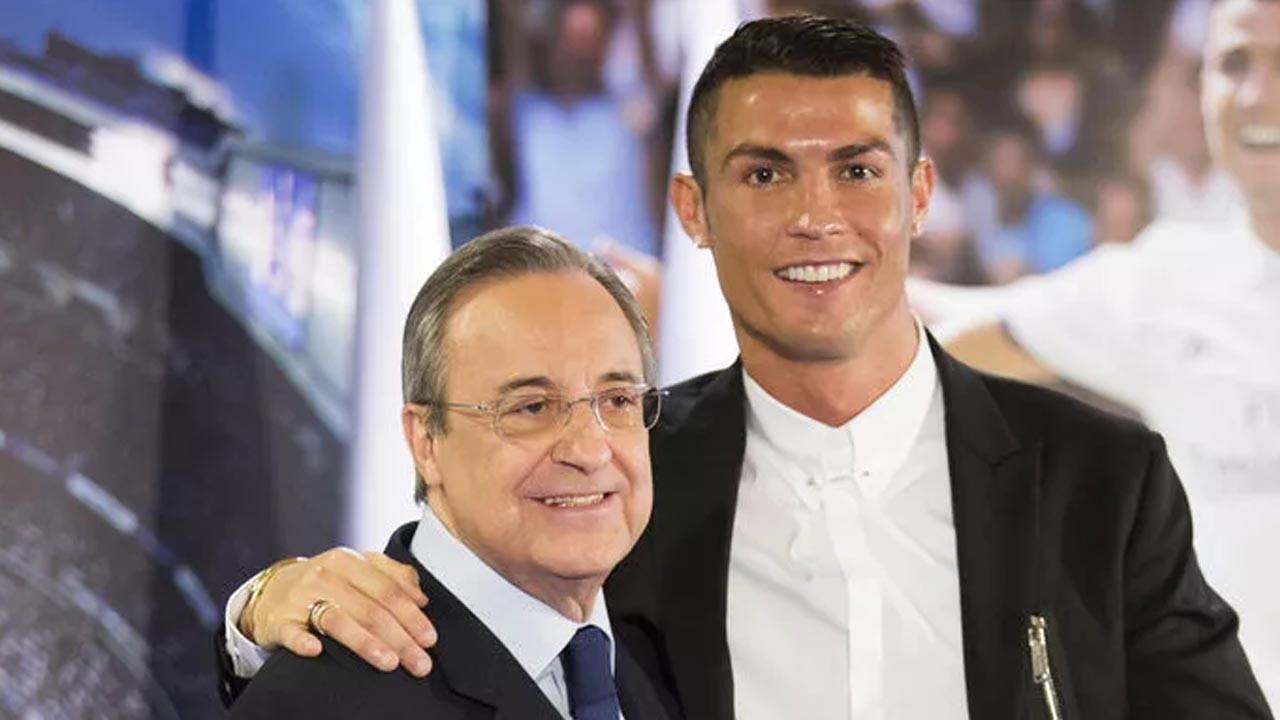 ''Ronaldo tam bir embesil''