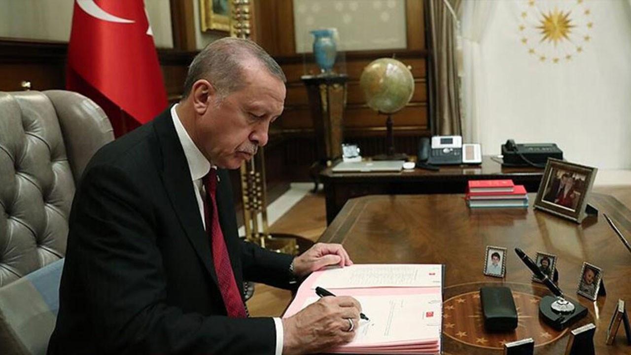 Cumhurbaşkanı Erdoğan'dan yeni genelge