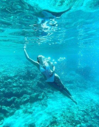 Maraşlı'nın yıldızı Rojda Demirer'den bikinili pozlar - Resim: 3