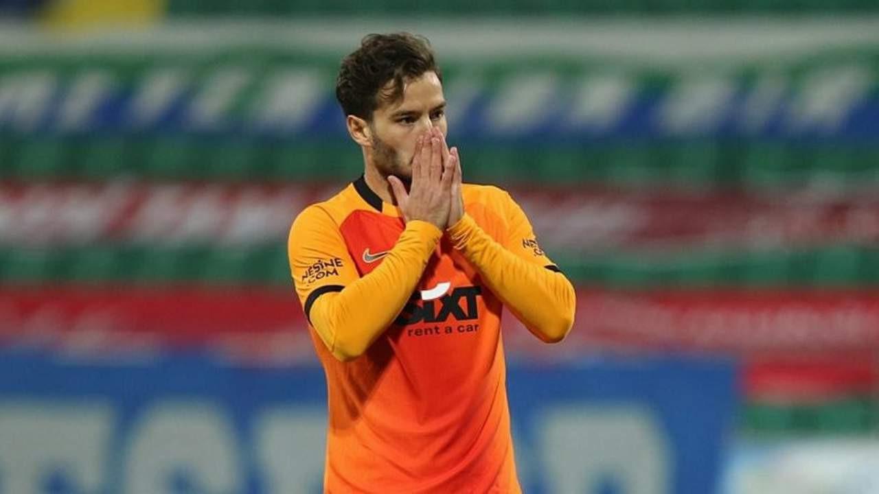 Galatasaray'da kriz var! UEFA listesine ismi yazılamadı