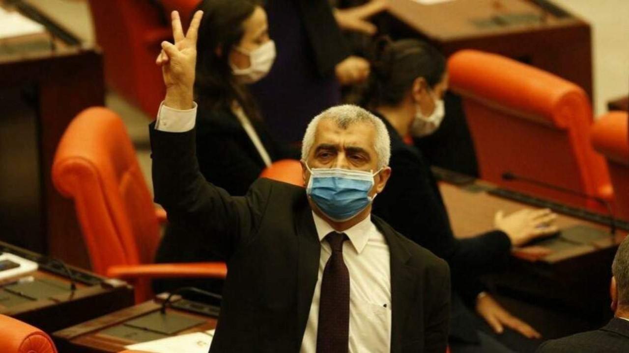HDP'li Gergerlioğlu Meclis'e döndü