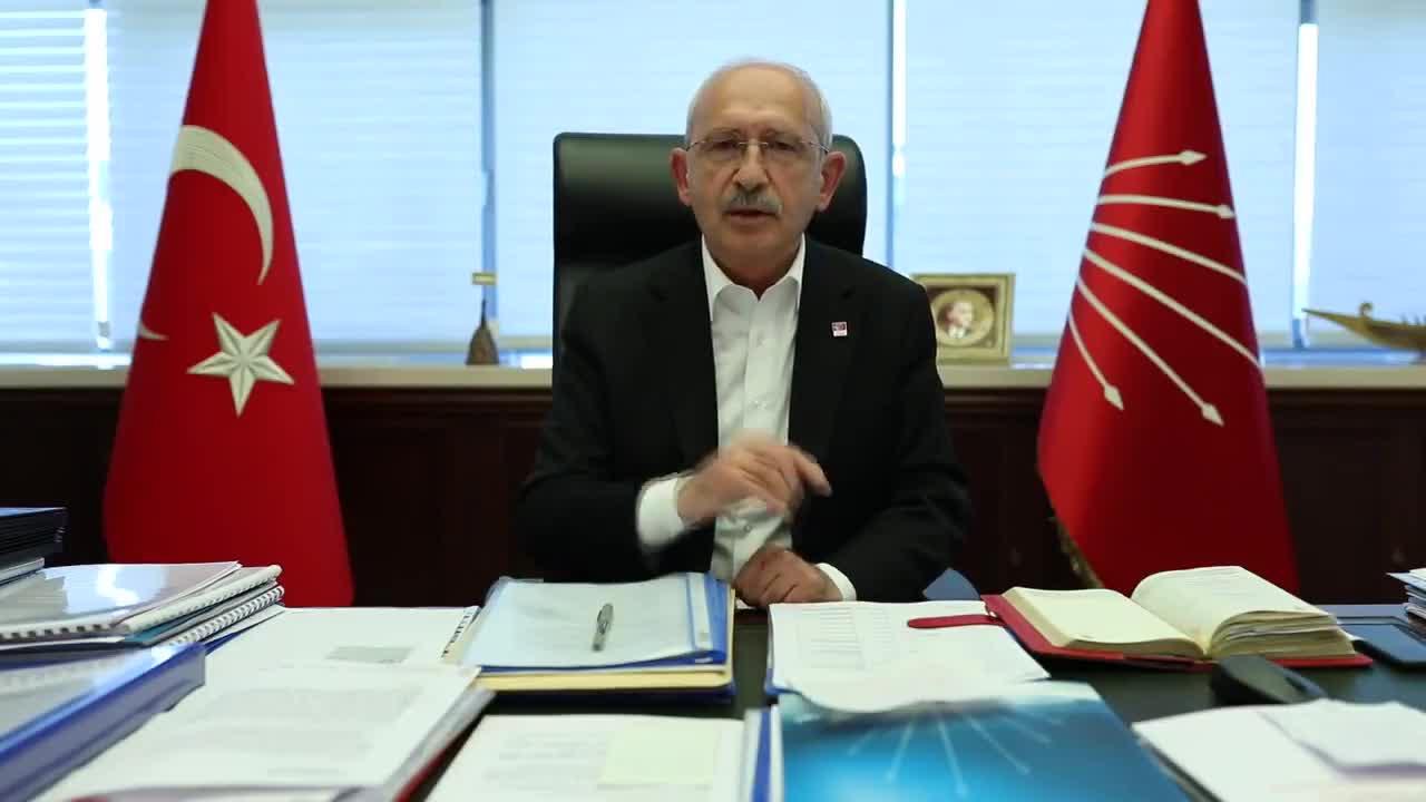 Kılıçdaroğlu: ''Suriyeli kardeşlerimizle helalleşeceğiz''
