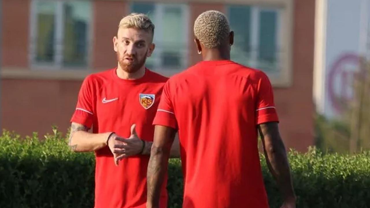 Sivasspor, Pedro Henrique'yle 3 yıllık sözleşme imzaladı