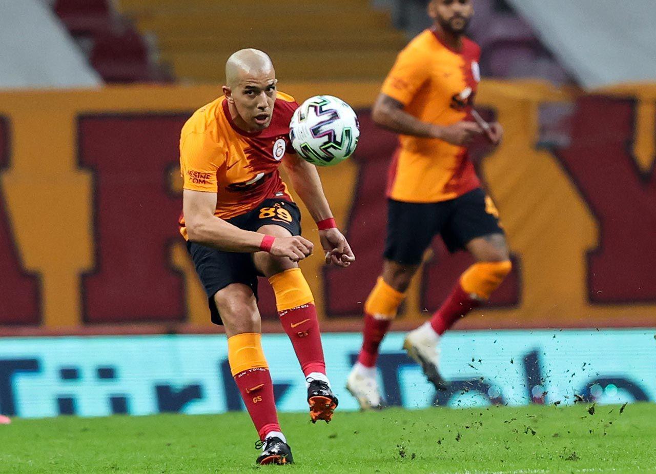 Galatasaray'da Sofiane Feghouli gelişmesi - Resim: 1