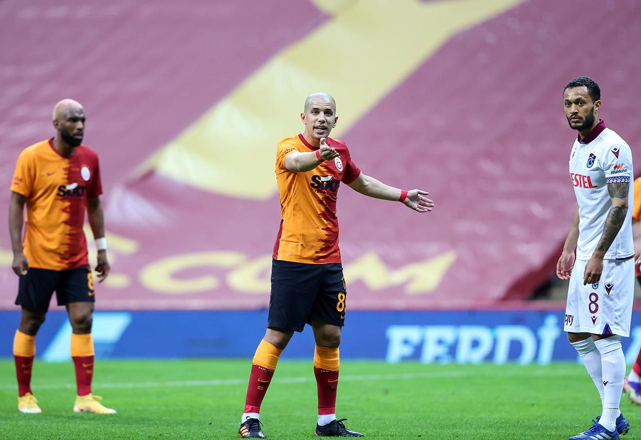 Galatasaray'da Sofiane Feghouli gelişmesi - Resim: 2