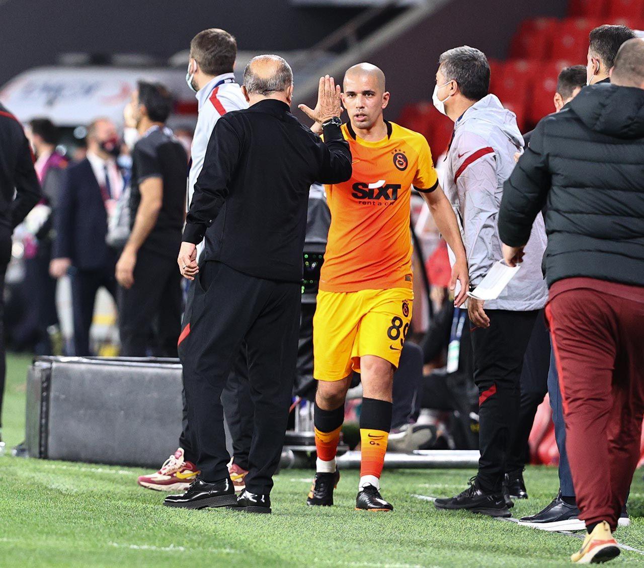 Galatasaray'da Sofiane Feghouli gelişmesi - Resim: 3