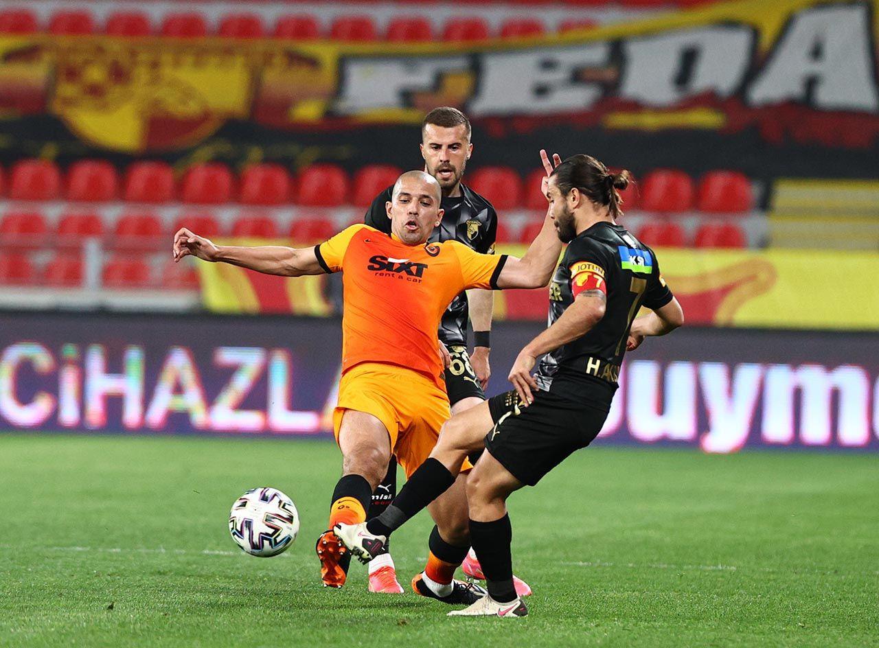 Galatasaray'da Sofiane Feghouli gelişmesi - Resim: 4