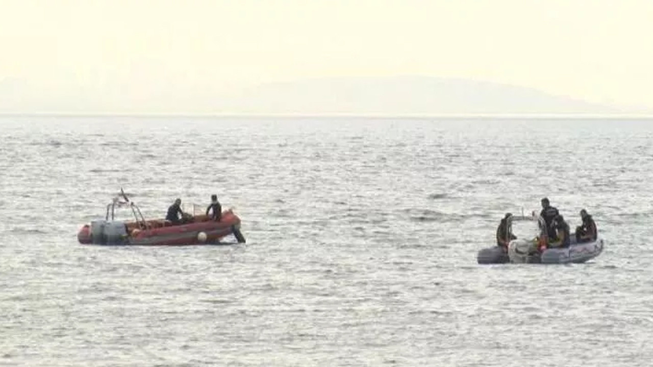 İstanbul'da tekneyle denize açılan 1 kişi kayboldu