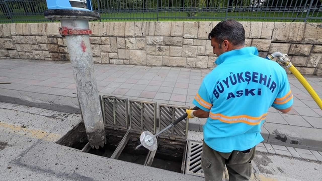 ASKİ'den bayram öncesi su tasarrufu ve kurban atıkları uyarısı