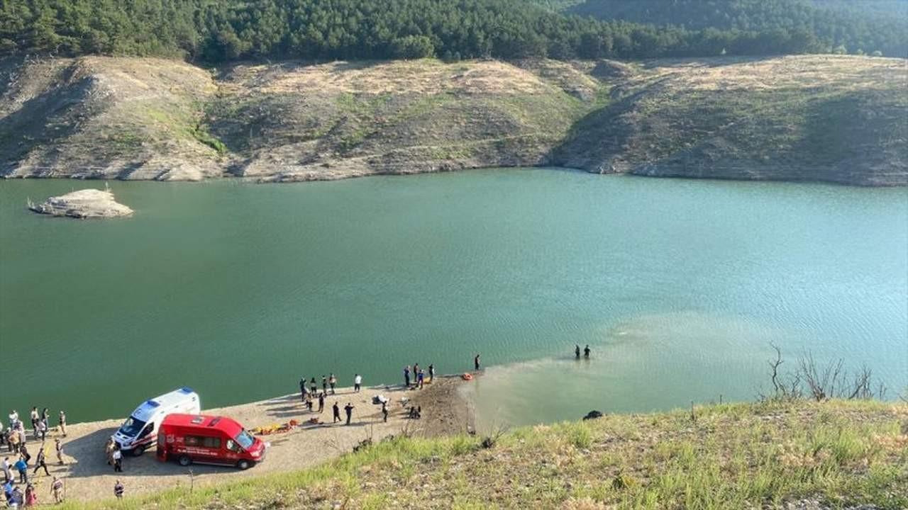 Baraj gölünde kaybolan aileden acı haber