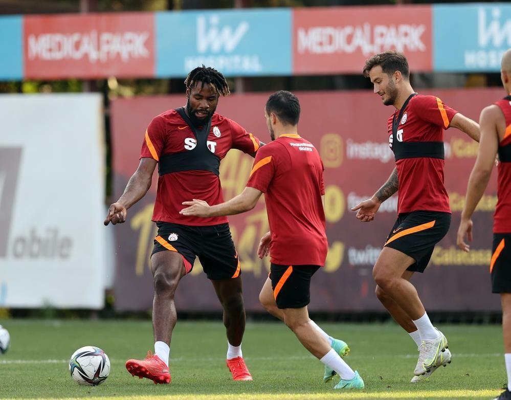 Galatasaray'da Falcao gelişmesi! İdmanda yer almadı - Resim: 3