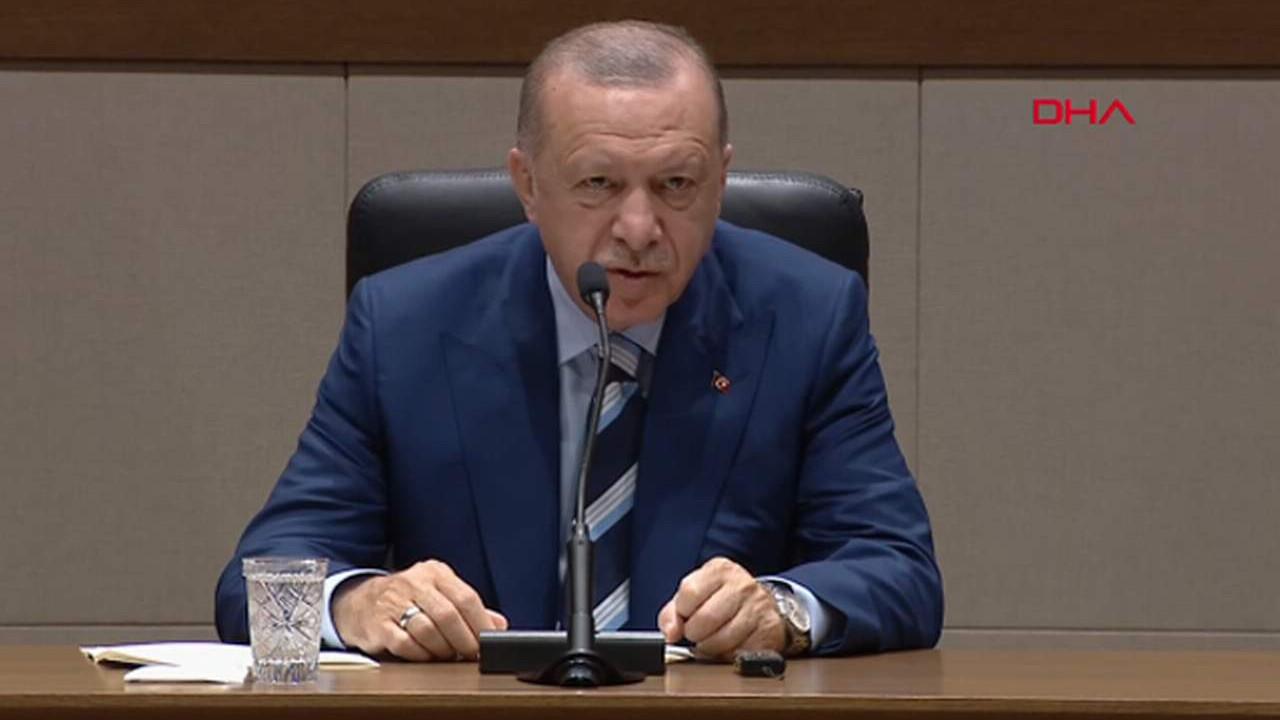 Erdoğan'dan KKTC ziyareti öncesi dikkat çeken açıklama
