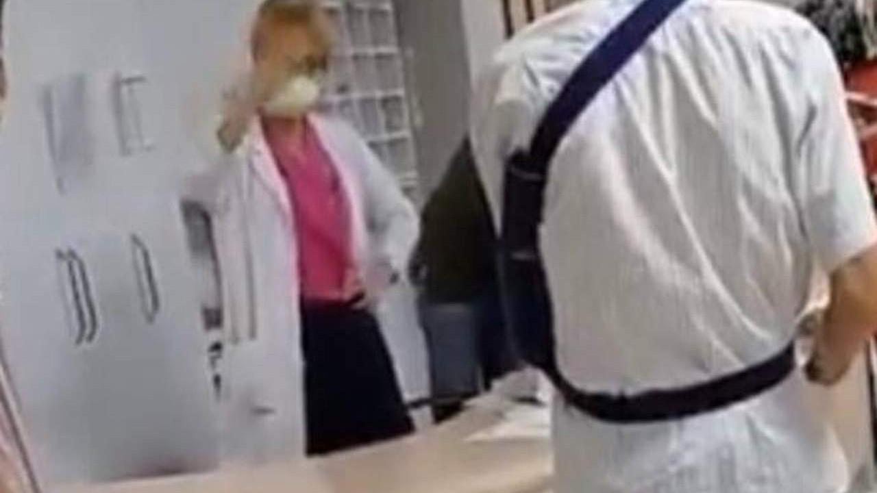 Hastalar için ''Güvenlik köpeklere mama ver'' diyen doktora soruşturma!