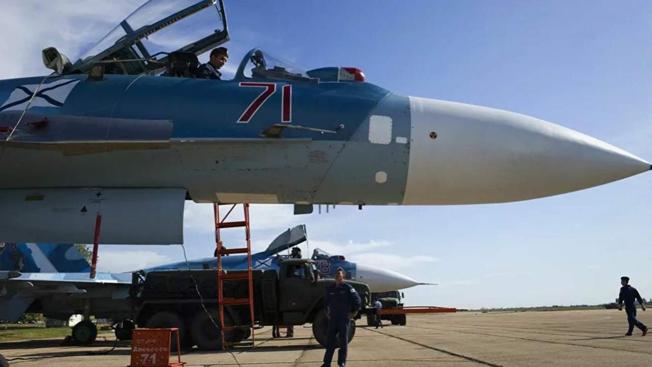 Rusya Su-35 ve Su-57 savaş jetleri için topu Türkiye'ye attı
