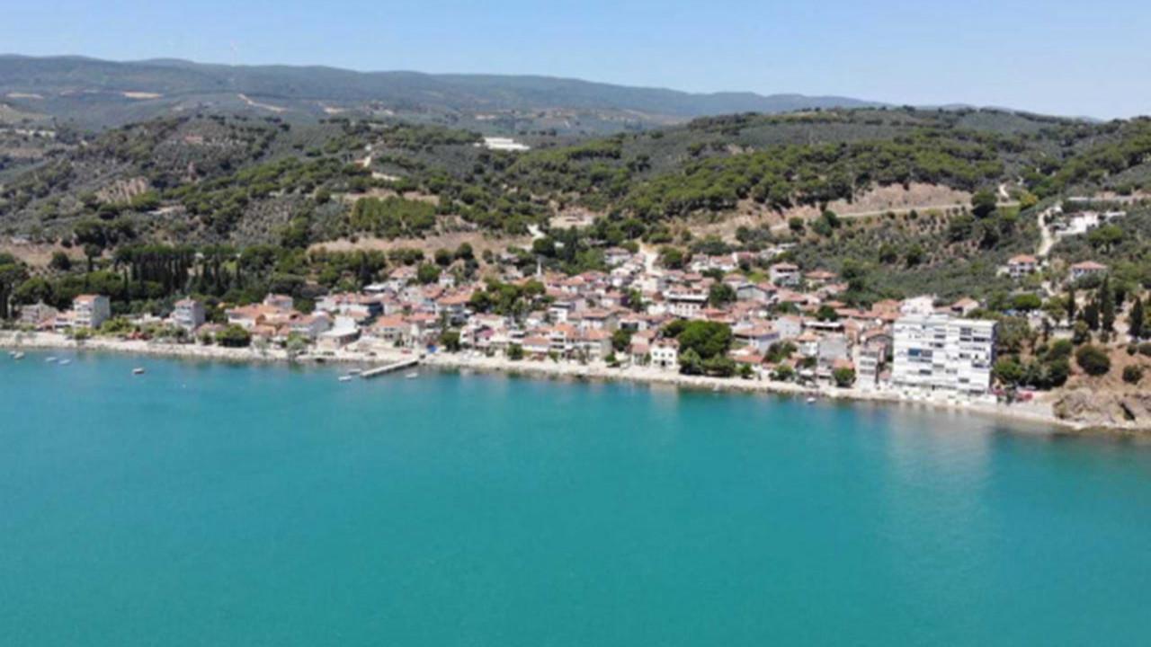 Marmara Bölgesi'nin gizli cenneti böyle görüntülendi