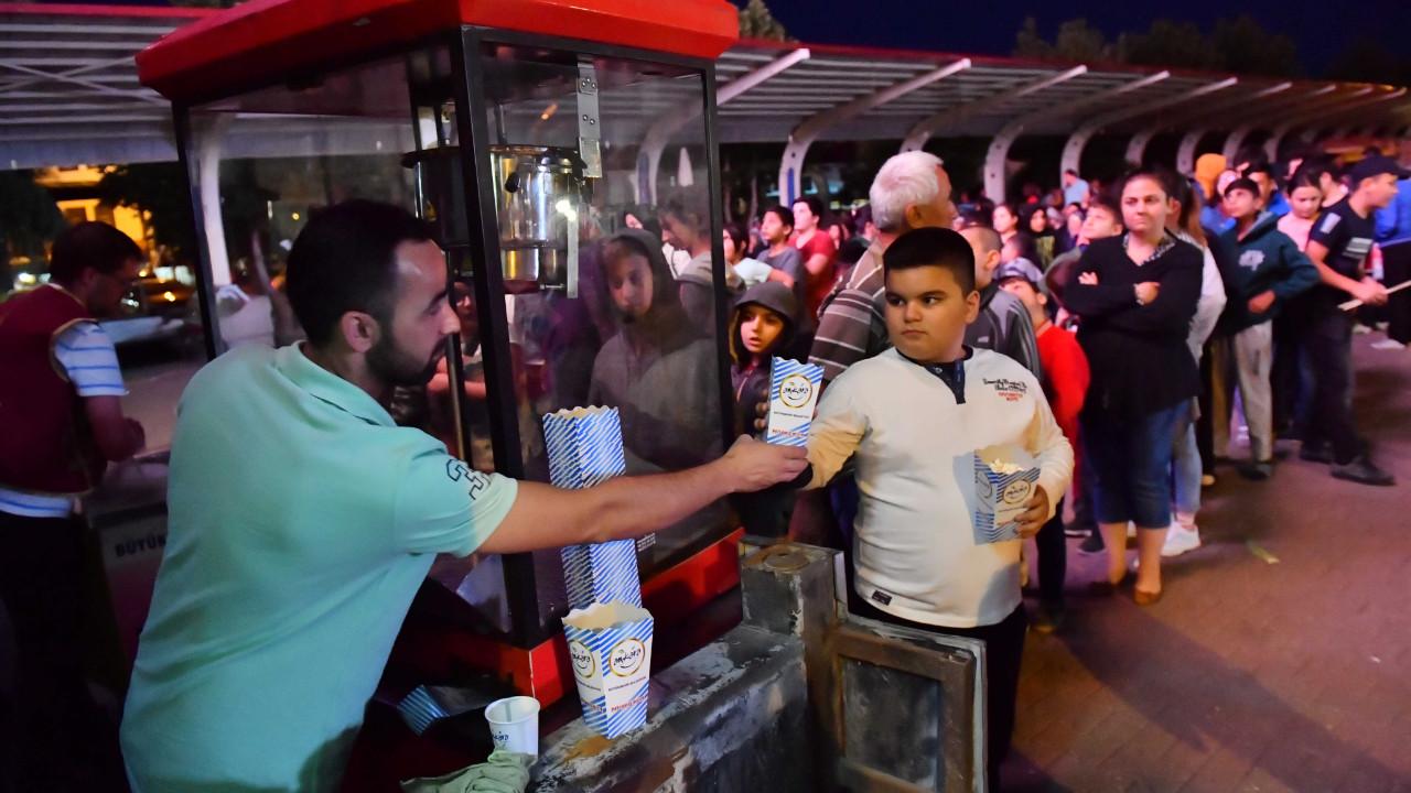 Ankara'da açık havada sinema günleri başlıyor
