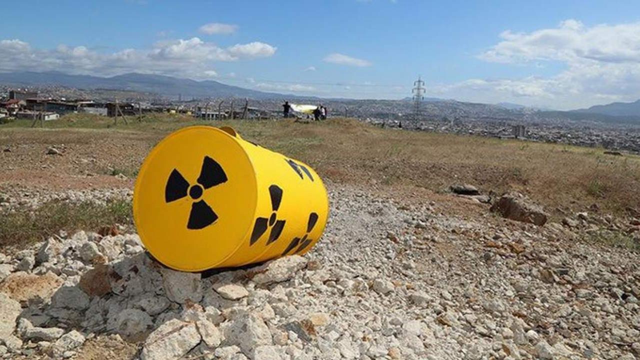 Nükleer atıklardan bakanlık sorumlu değilmiş