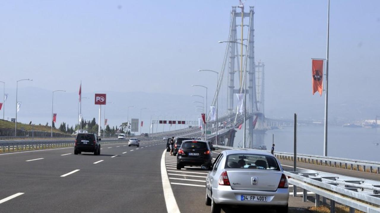 Geçiş garantili köprü ve otoyolların ''tam kapanma'' faturası dudak uçuklattı