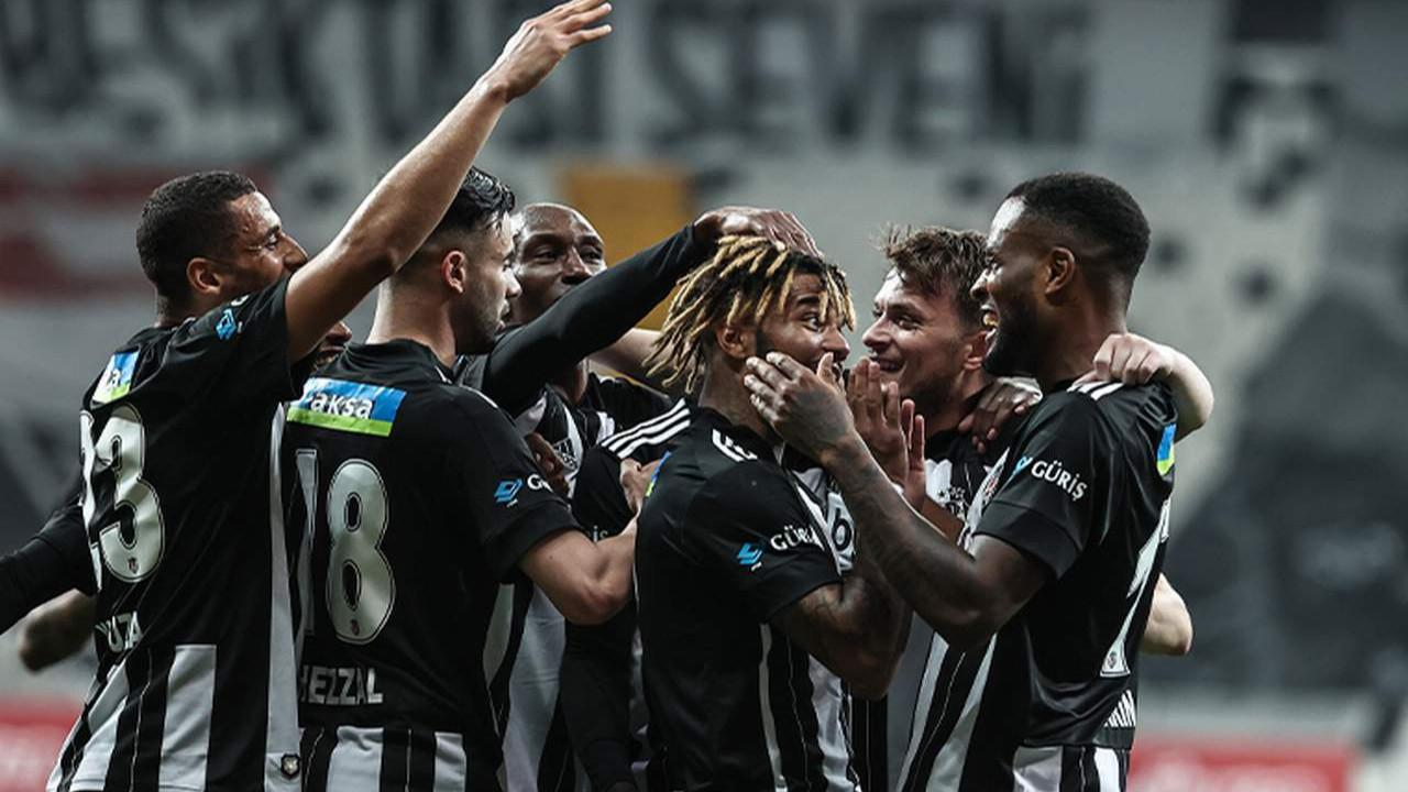 Beşiktaş'a kötü haber! Yıldız futbolcu 1 ay sahalardan uzak kalacak
