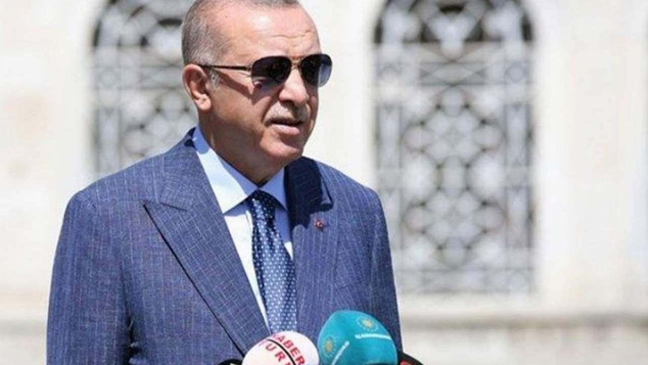 Erdoğan'dan Oğuzhan Asiltürk açıklaması