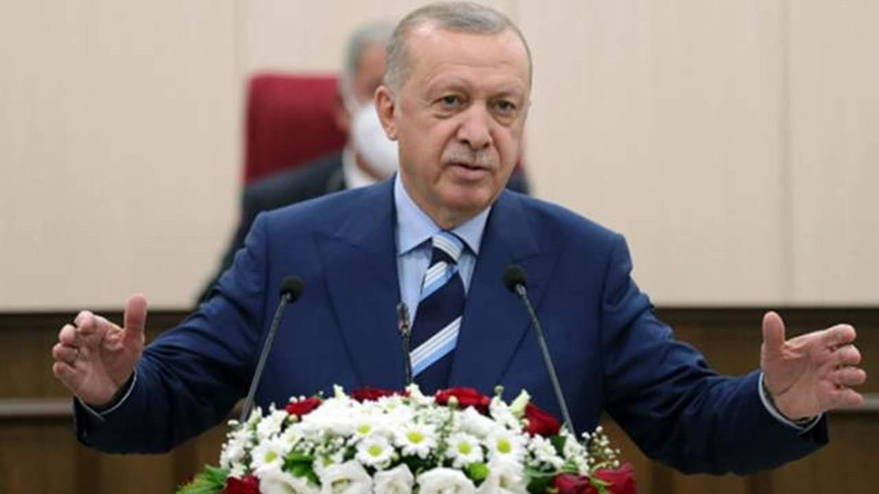 Erdoğan: ''Kıbrıs Türkleri, Rumların ambargosuna mahkum ediliyor''