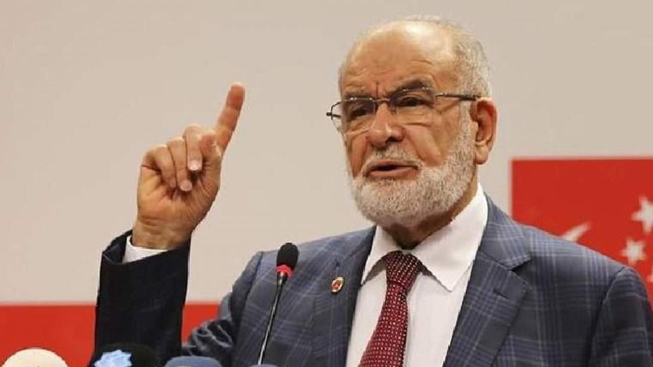 Temel Karamollaoğlu'na partisinin yayın organından sansür