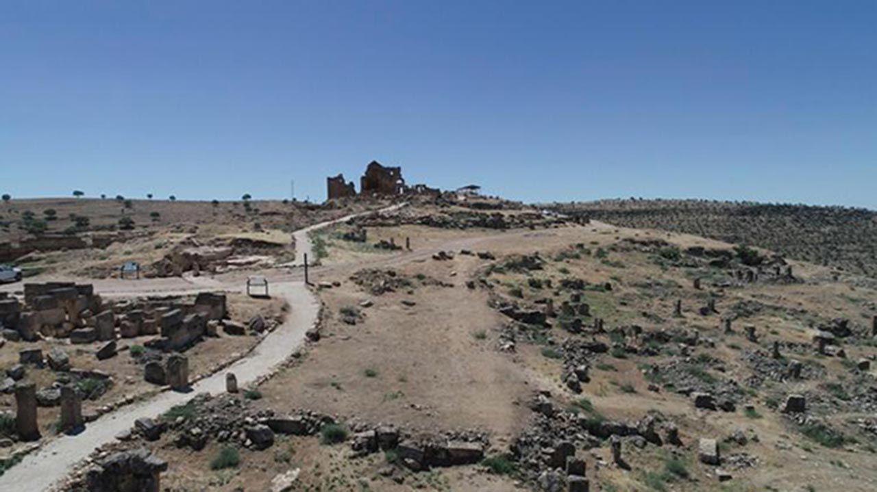 Diyarbakır'ın sırrı Mithras Tapınağı... - Resim: 1