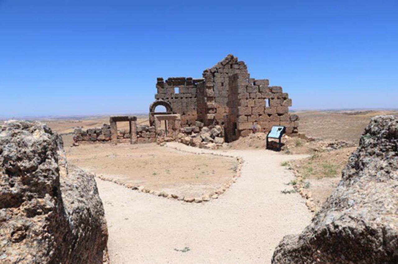 Diyarbakır'ın sırrı Mithras Tapınağı... - Resim: 2