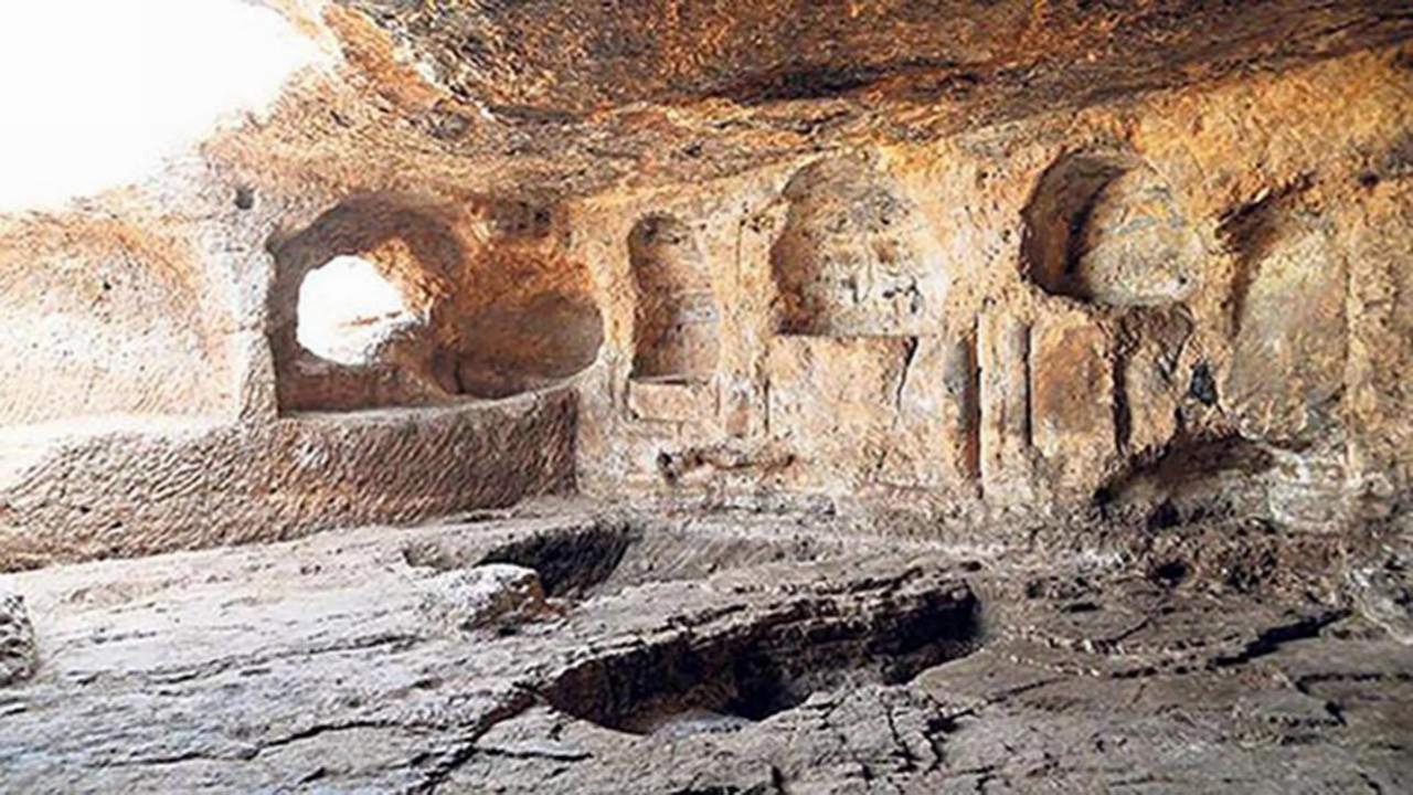 Diyarbakır'ın sırrı Mithras Tapınağı...