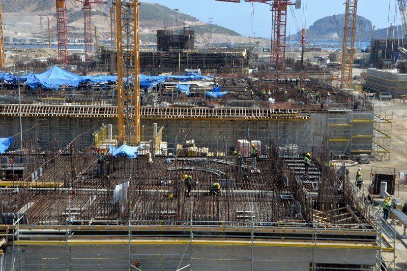 Akkuyu nükleer santralinin inşaatında son durum - Resim: 3