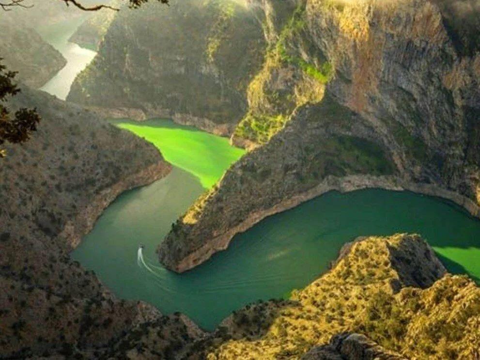 Arapapıştı Kanyonu'ndaki sular çekildi - Resim: 3