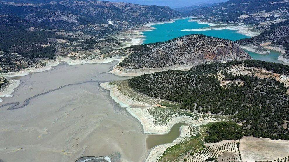 Arapapıştı Kanyonu'ndaki sular çekildi - Resim: 2