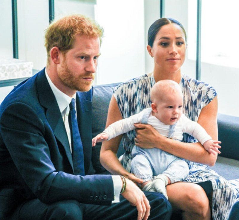 Kraliyette kriz! Prens Harry'den yeni hamle - Resim: 1